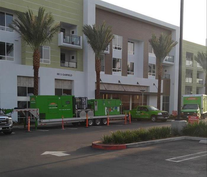Commercial Restoring Your El Monte Commercial Property After A Water Damage Event